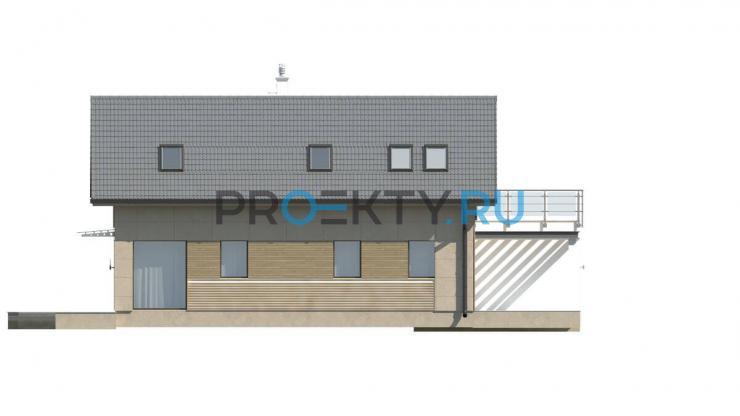 Фасады проекта Z299