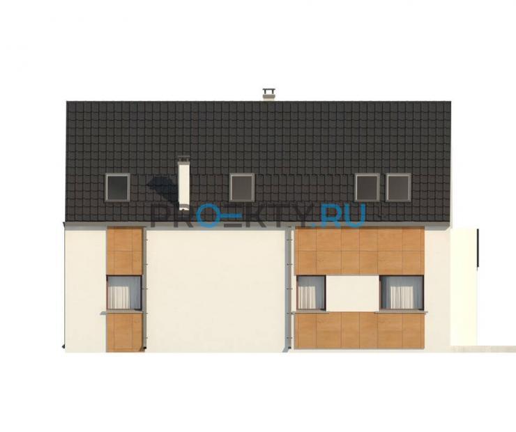 Фасады проекта Z322