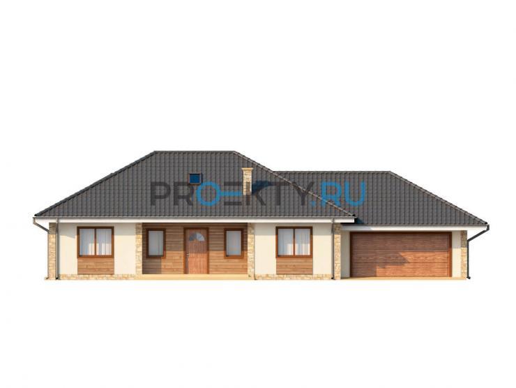 Фасады проекта Z35