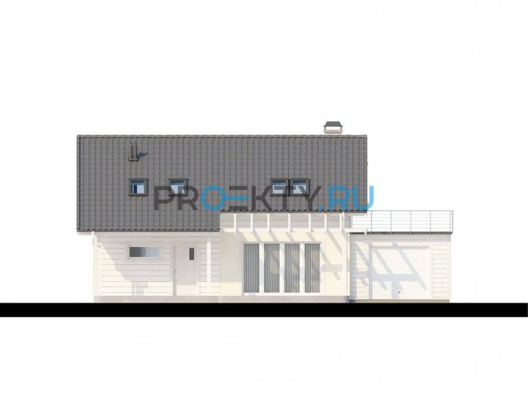Фасады проекта Z36