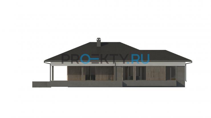 Фасады проекта Z400
