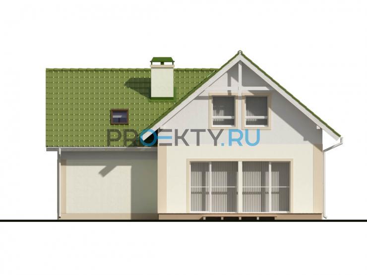 Фасады проекта Z43