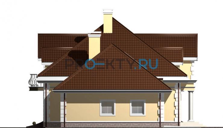 Фасады проекта Z50