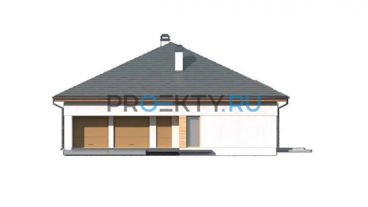 Фасады проекта Z51