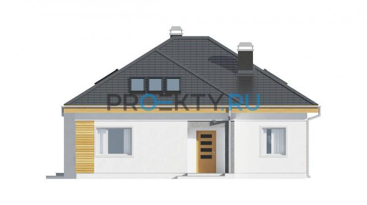 Фасады проекта Z54