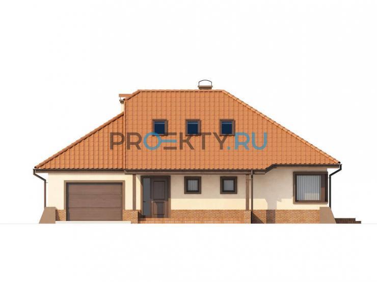 Фасады проекта Z56