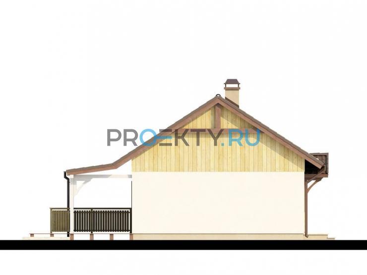 Фасады проекта Z60