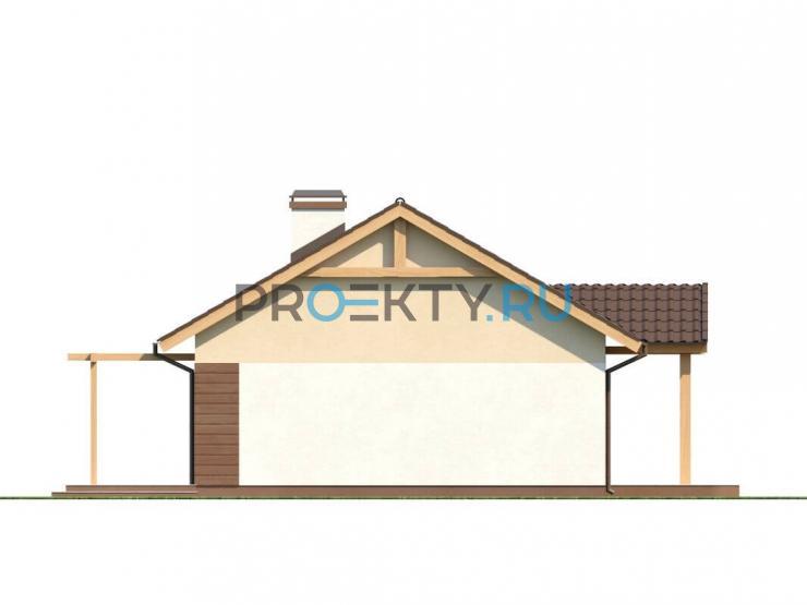 Фасады проекта Z61