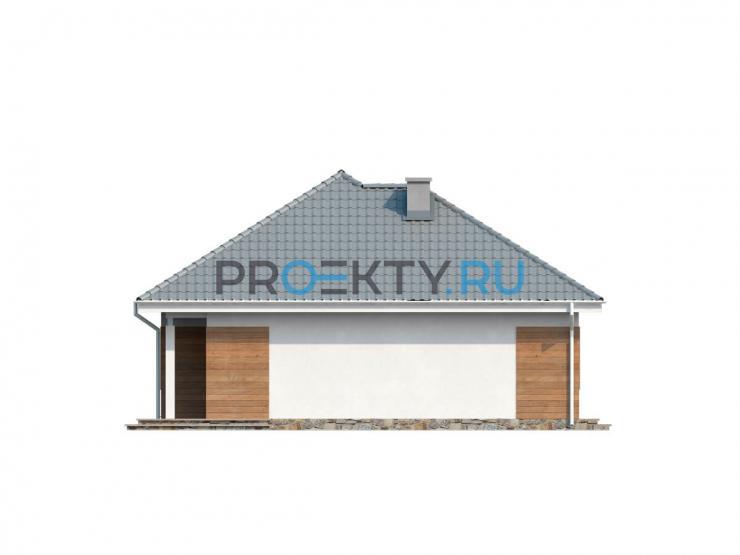 Фасады проекта Z64