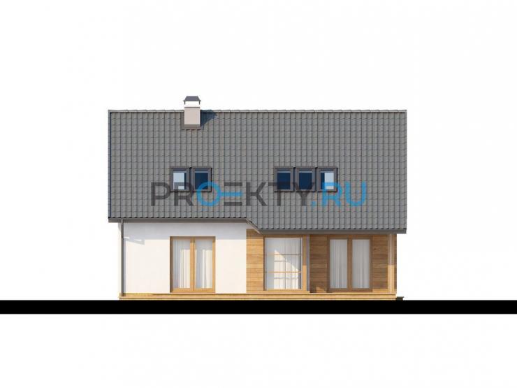 Фасады проекта Z66