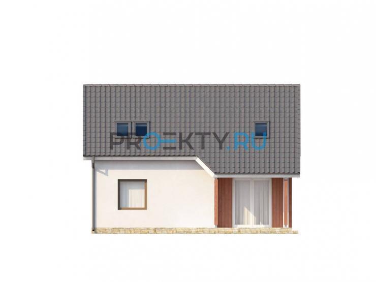 Фасады проекта Z75