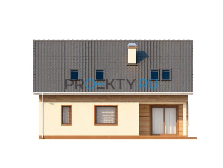 Фасады проекта Z88