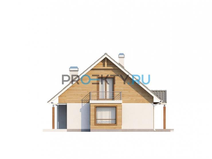 Фасады проекта Z95