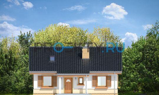 Фасады проекта Жабка-3