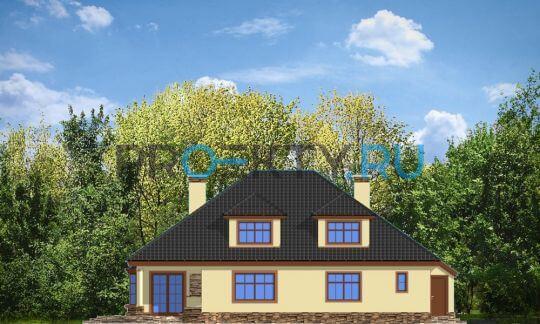 Фасады проекта Затишье-2