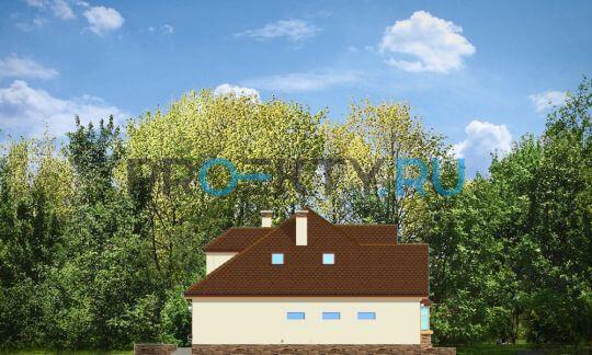 Фасады проекта Затишье