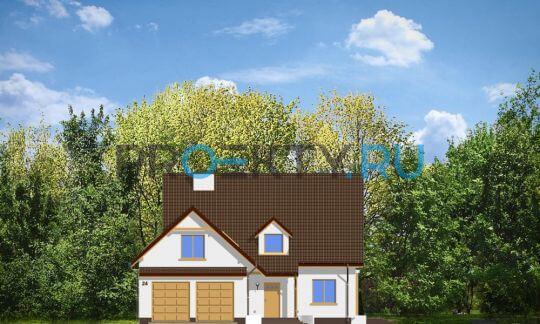 Фасады проекта Роща