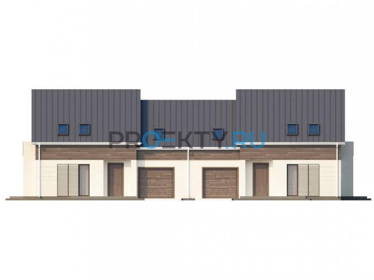 Фасады проекта Zb3