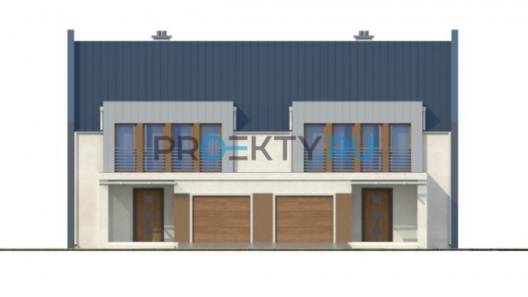 Фасады проекта Zb5
