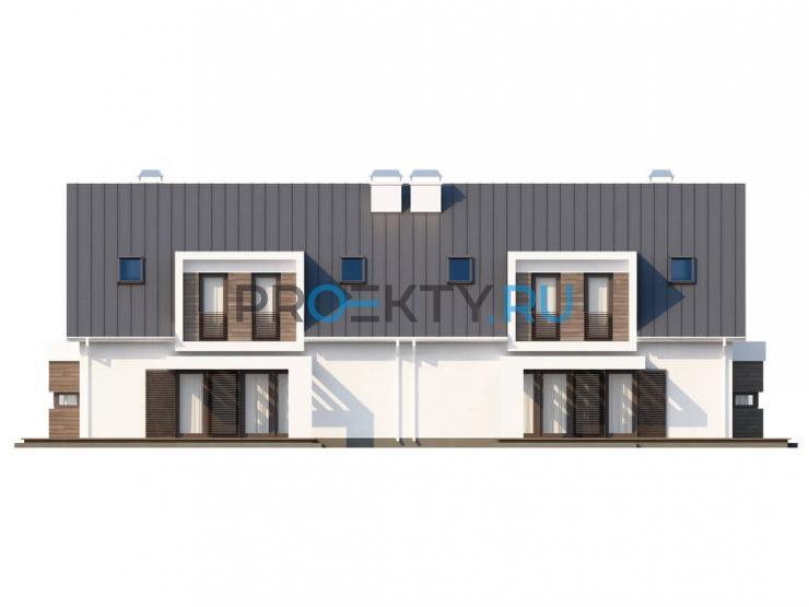 Фасады проекта Zb6