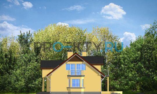 Фасады проекта Аккуратный-2
