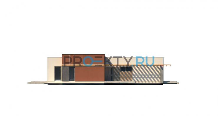 Фасады проекта Zx101