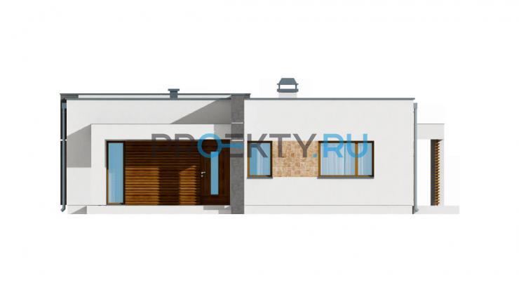 Фасады проекта Zx105
