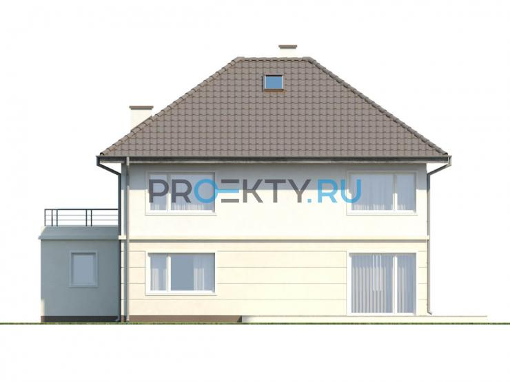 Фасады проекта Zx10