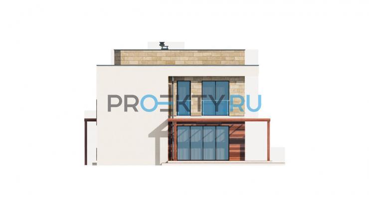 Фасады проекта Zx114