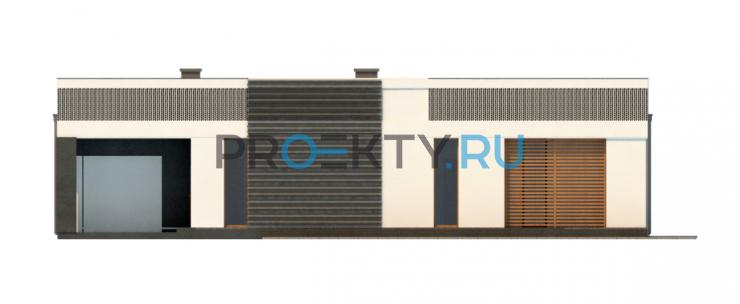 Фасады проекта Zx119