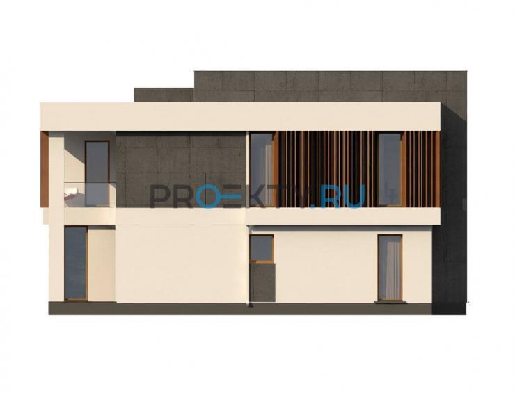 Фасады проекта Zx124