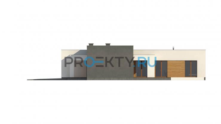 Фасады проекта Zx133