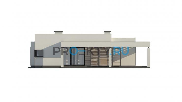 Фасады проекта Zx138