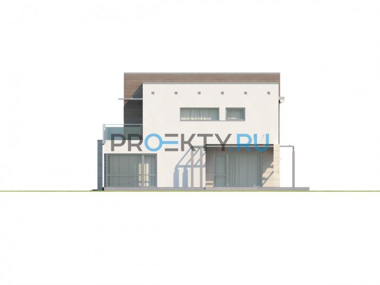 Фасады проекта Zx15 GL2