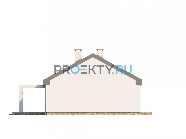 Фасады проекта Zx17