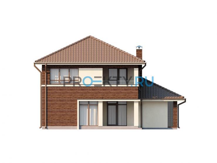Фасады проекта Zx24