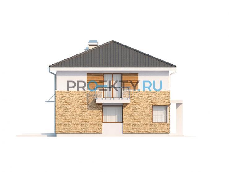 Фасады проекта Zx29