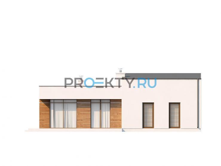 Фасады проекта Zx35