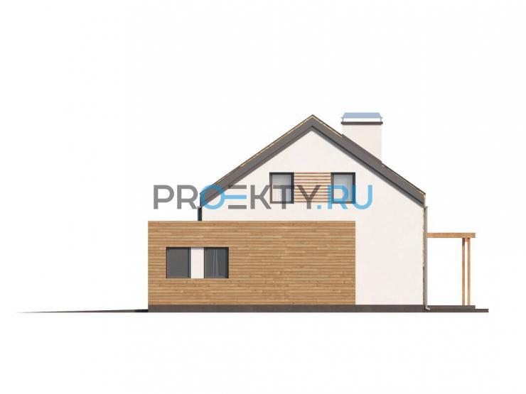 Фасады проекта Zx38