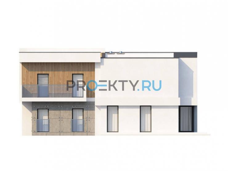 Фасады проекта Zx39
