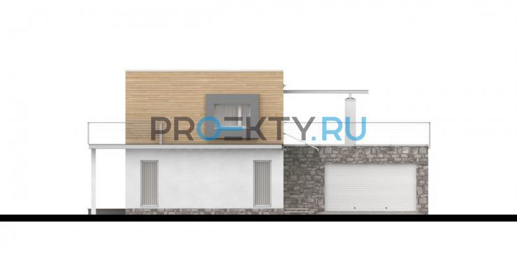 Фасады проекта Zx3