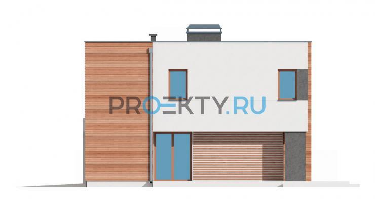 Фасады проекта Zx41_v1