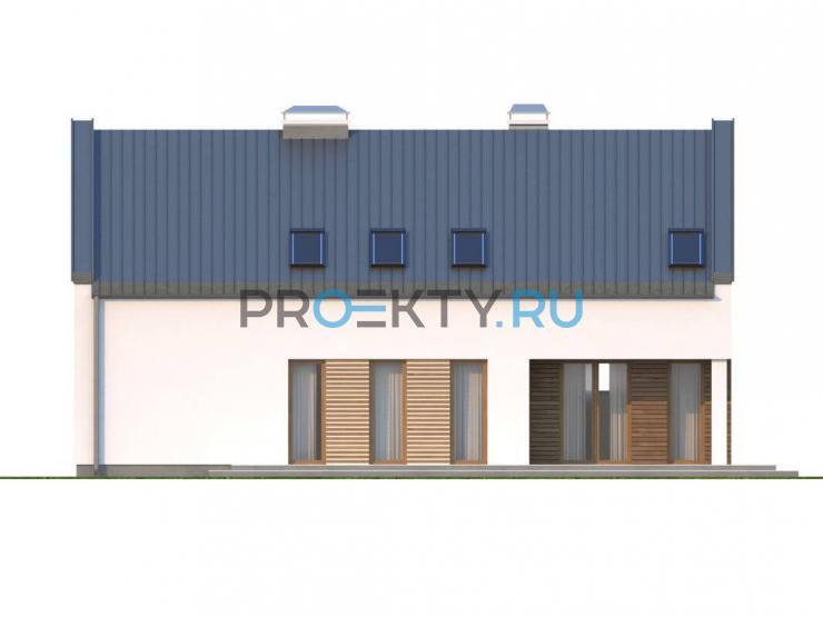 Фасады проекта Zx43