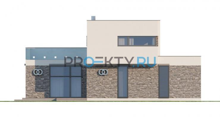 Фасады проекта Zx46