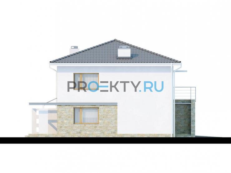 Фасады проекта Zx4