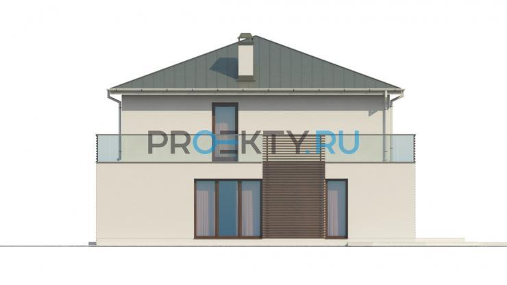 Фасады проекта Zx55