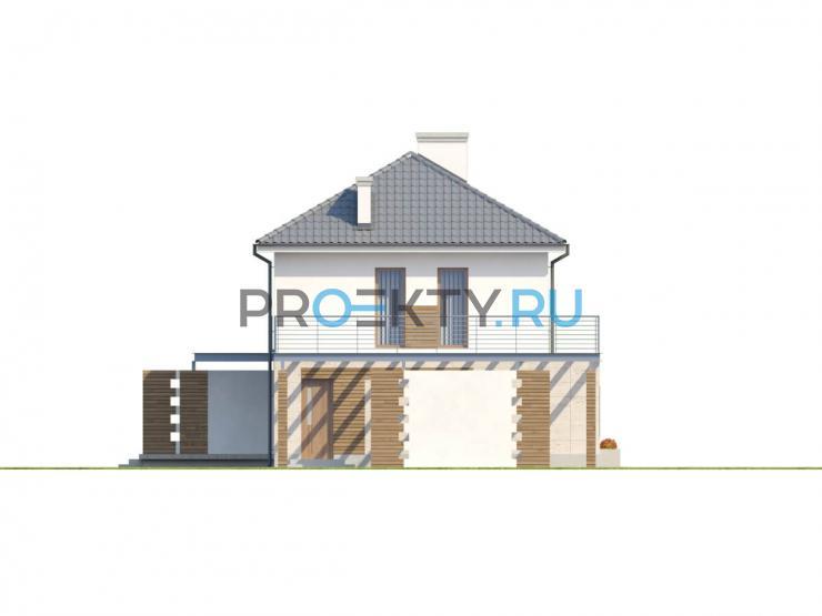 Фасады проекта Zx6