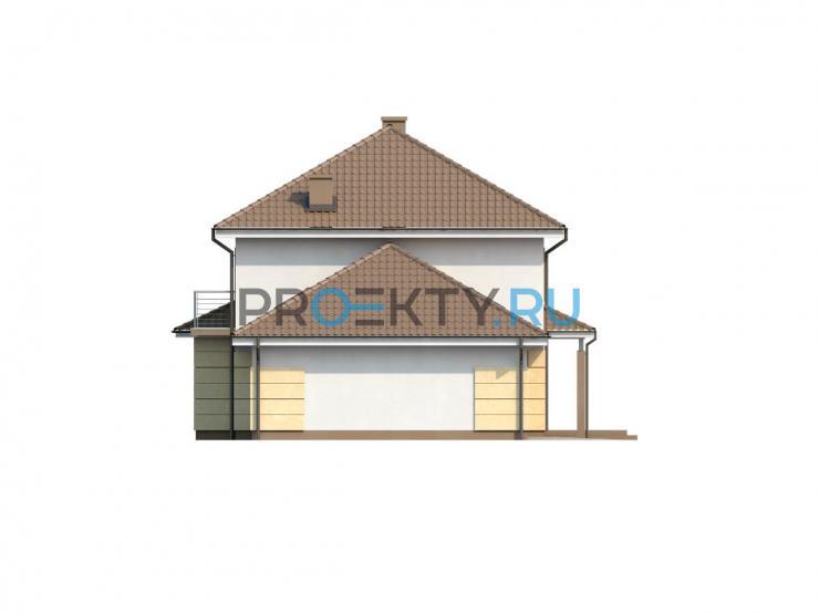 Фасады проекта Zx16