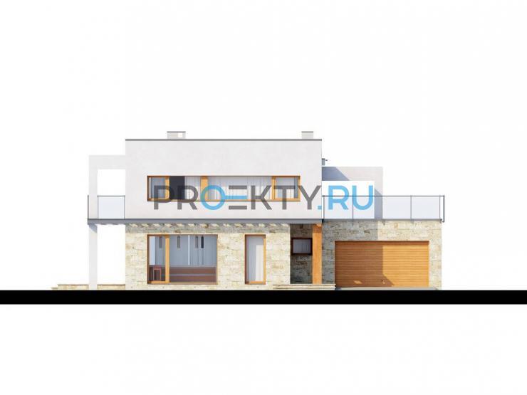 Фасады проекта Zx5
