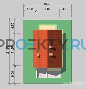 Ситуационный план проекта LK&472